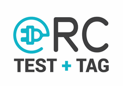 Crc Test And Tag Logo