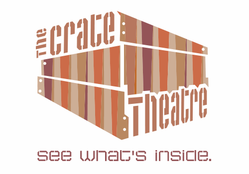 The Crate Theatre Logo
